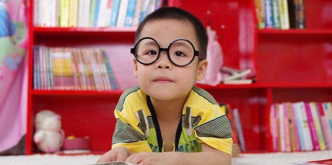 Espacio para tareas para niños