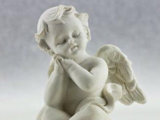 Cómo hacer un angelito para Navidad