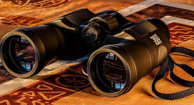 hacer unos binoculares