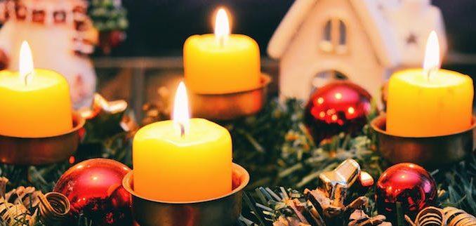 Las mejores manualidades de Navidad