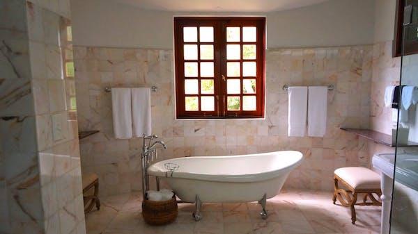 Baño lindo con estilo