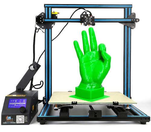 Impresión 3D bricolaje